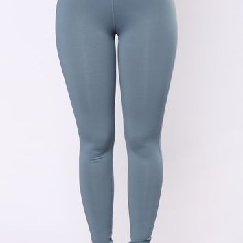 Get Active Pants - Teal