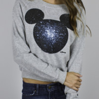 Cosmic Mickey Mouse Prep School Pullover -  - Junk Food Clothing
