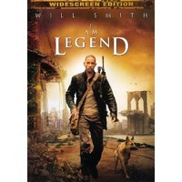 I Am Legend (Widescreen) (Dual-layered DVD)