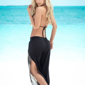 Mapalé Slit Beach Pants