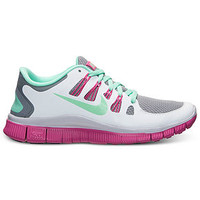 Nike Women's Free 5.0+ Reflective Sneakers from Finish Line