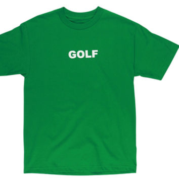 GOLF TEE KELLY GREEN