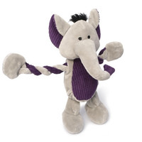 Pulleez Elephant Dog Toy