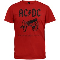 AC/DC - For Those About To Rock T-Shirt