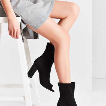 Peep Toe Glove Boot | Urban Outfitters