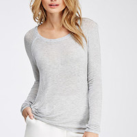 Slub Knit Sweater