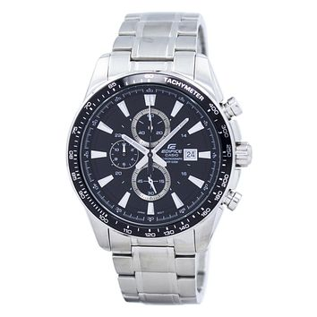 Casio Edifice Chronograph Ef-547d-1a1v Ef547d-1a1v Men's Watch (FREE Shipping)