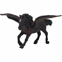 Black Pegasus Figurine