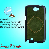 The Lord of the rings--Samsung S3 case,Samsung S4 case,Samsung note 2 case,cute Samsung S4 case,nice Samsung S4 case, cool Samsung S4 case.