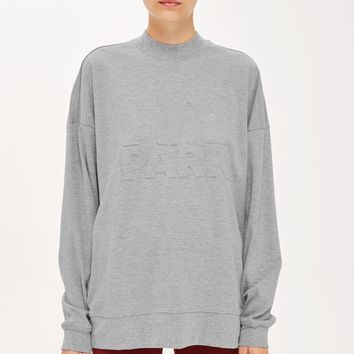 Embossed Sweatshirt by Ivy Park | Topshop