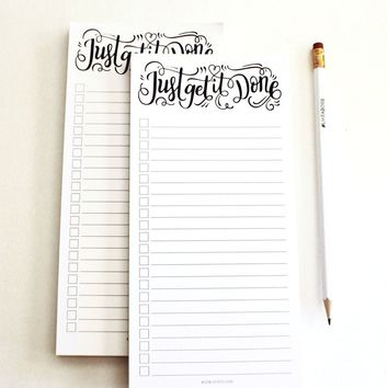 notepad - Just get it done