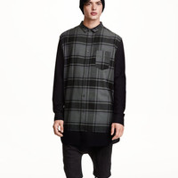 Long shirt - from H&M