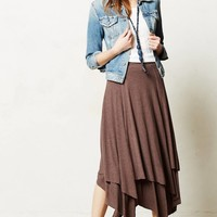 Jura Maxi Skirt by Bordeaux Brown