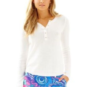 Adair Solid Pullover Sweater - Lilly Pulitzer