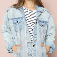 Destructo Denim Jacket