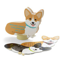Year of the Critter 2013 Calendar in Corgi | Mod Retro Vintage Desk Accessories | ModCloth.com