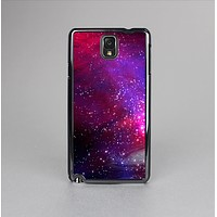 The Vivid Pink Galaxy Lights Skin-Sert Case for the Samsung Galaxy Note 3