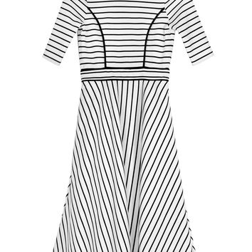 Cynthia Rowley - Striped Knit Dress | Dresses by Cynthia Rowley