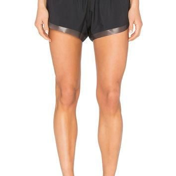 adidas by Stella McCartney Run Adizero Short in Black