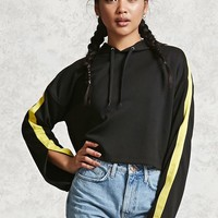 Contemporary Cropped Hoodie