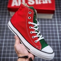 Kuyou Fa29813 Converse All Star J 79 Mt 1980s Two-tone Canvas Sneakers