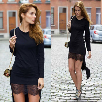 New Fashion Summer Sexy Women Mini Dress Casual Dress for Party and Date = 4725371460
