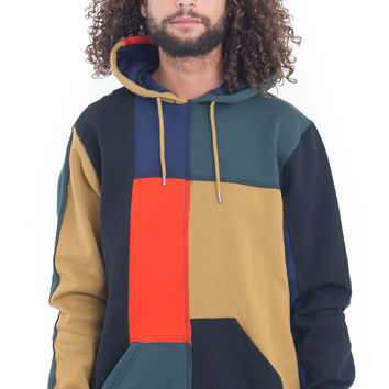 10 Deep, Arise Patch Pullover Hoodie - Multi | MLTD