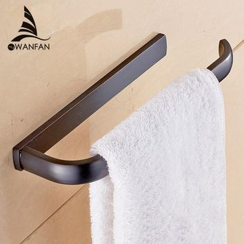 Towel Rings 5 Colors Solid Brass Toilet Paper Holder Hanger Storage Shelf Towel Rail Wall Bathroom Accessories Towel Bar F81360