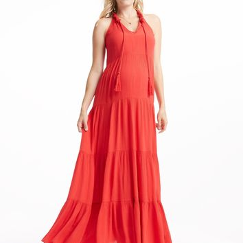 Ella Moss Tiered Maxi Dress