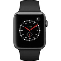 Apple Watch Series 3 Smartwatch - Space Gray/Black