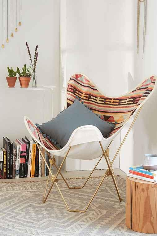 Bobo Kilim Butterfly Chair Cover