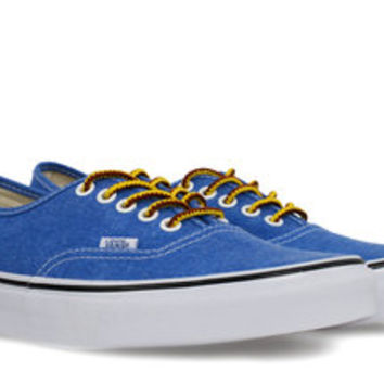 vans AUTHENTIC (washed canvas) VN-0SCQ7Y3 | gravitypope