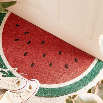 Sunnylife Watermelon Doormat | Urban Outfitters