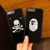 Hot Deal Cute Iphone 6/6s On Sale Stylish Apple Couple Mirror Phone Case [10793502791]