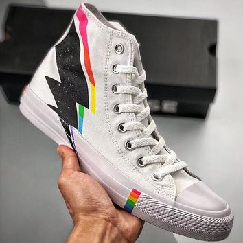 Trendsetter Converse All Star Hi  Women Men Fashion Casual High-Top Old Skool Shoes