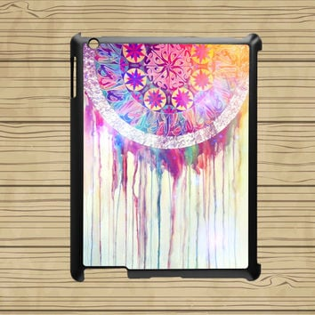 ipad 3 case,ipad 2 case,ipad mini case,ipad air case,ipad 4 case,cute ipad air case,cute ipad mini case,air case--Dream Catcher,in plastic.