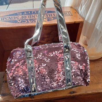 Two-Way Sequin Purse by Great Pretenders