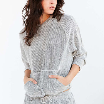 Publish Asling Reversed Terry Hoodie Sweatshirt - Urban Outfitters