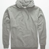 Standard Supply Solid Mens Pullover Hoodie Gunmetal  In Sizes