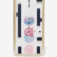 Leader of the Pac-Man Holographic iPhone 6 Case