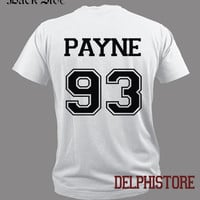 liam payne shirt t shirt tshirt tee shirt black and white unisex size (DL-17)