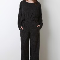 Oversize Terry Two Piece Set