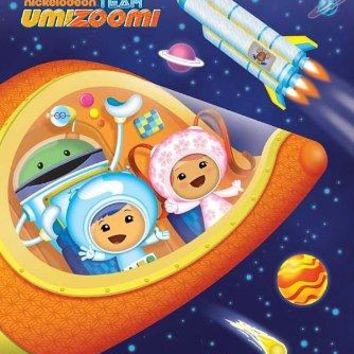 Outer-Space Chase Team Umizoomi. Step into Reading