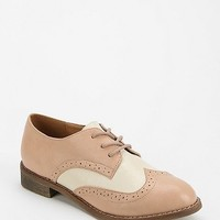 Cooperative Two-Tone Brogue Oxford