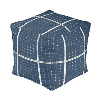 Solar Cell Panel Pouf