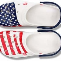 Crocband™ USA Clog