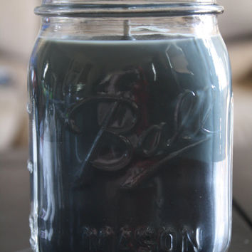 Supernatural Inspired - Dean Winchester Candle