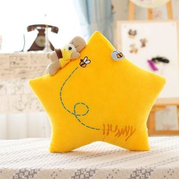 Star Moon Sun Pillow Cushions Children Pillow Home Decoration Camera Props