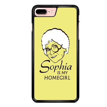The Golden Girls Sophia iPhone 7 Plus Case