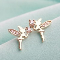 My Little Fairy Princess Rhinestone Earrings - LilyFair Jewelry